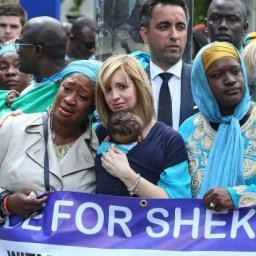 Justice for Sheku Bayoh!