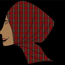 On Wearing a Tartan Hijab