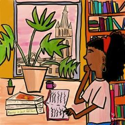 My love for reading got me through lockdown