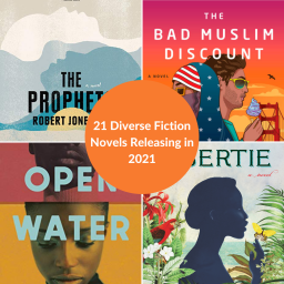 21 Diverse Fiction Novels Releasing in 2021