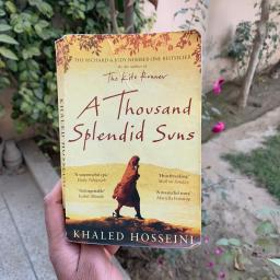 A Thousand Splendid Suns by Khalid Hosseini – Book Review (Samera and (Junaid)